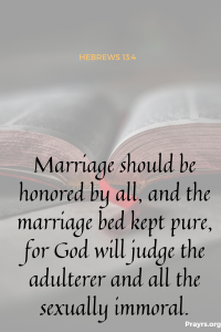 Scripture for Marriage Restoration After Adultery