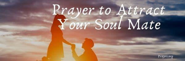 Prayer for a Soul Mate