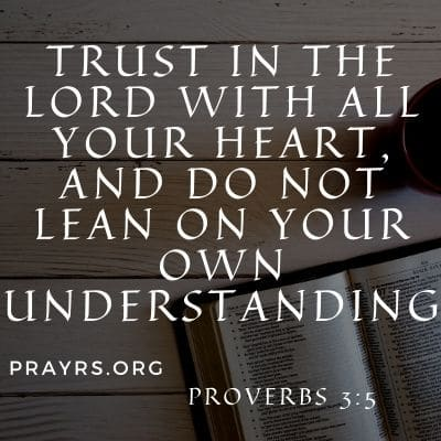 Scripture for Success in Life