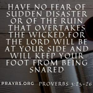 Bible Verse Before Exam