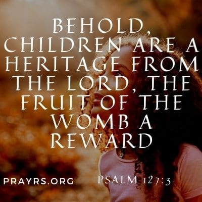 Bible Verse for Baby Girls