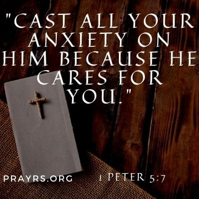 Bible Verse for Peace of Mind and Comfort
